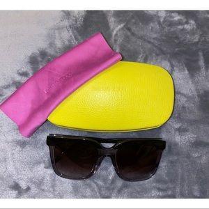 •Emilio Pucci• 53mm Square Sunglasses